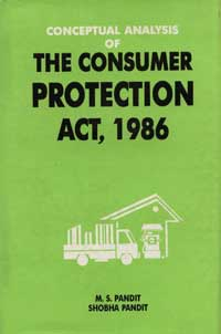 Conceptual analysis of Consumer Protection Act 1986